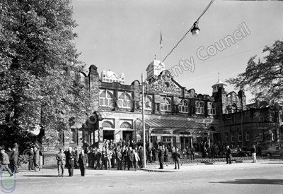 Royal Hall, Harrogate, 1965